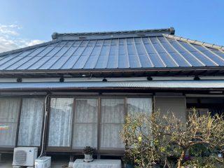 つくば市 N様邸屋根塗装工事